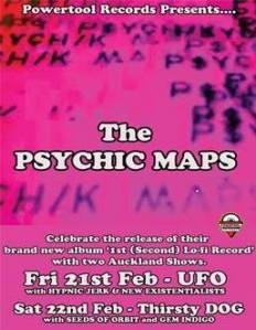 Psychic Maps